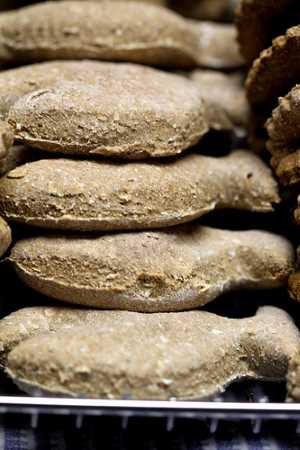 Our dog biscuit recipes are very easy to make and your Cocker will love them - why not try them and see!